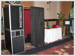 Photo of our AT PhotoBooth.